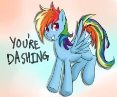 You're Dashing! by Doomcakes