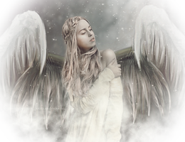 The pale angel II by RazielMB
