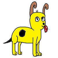 Odie, 2nd deputy by skyclan199