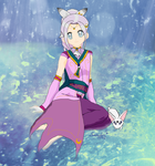 Yue and Shiro in the Enchanted Pool ::Doll:: by TechouNoPenki