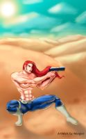 Agent Red by Wangler