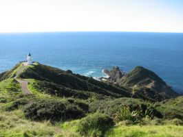 Cape Reinga by El-Thorvaldo