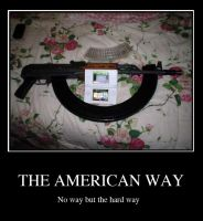the american way by CREAPx