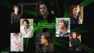 Sam Winchester Collage by CollagesGalore