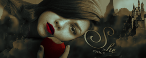 she is poison by claudiaV3