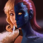 Mystique by KR0NPR1NZ