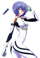 Rei Ayanami by Toree182