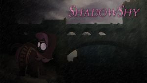 ShadowShy Wallpaper by MrFoxington