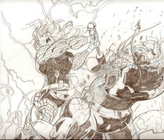 Thor Sample by RadPencils