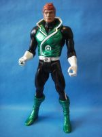 Custom 12 inch Guy Gardner Figure by cusT0M