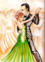 We are Dancing by CMBaggs