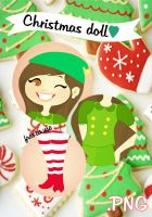 +Christmas Doll ~MichySwag by MichySwag