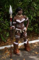 LoL - Nidalee cosplay by kittykat27