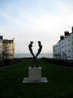 Gay Monument Brighton by Sigilien