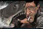 Jaws by Sebastien-Ecosse