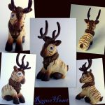 RogueHeart- Unfelted by wylf