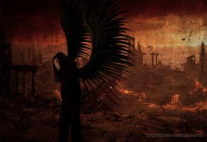 Death Makes Angels Of Us All by Morgothsnow