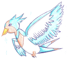 Shiny Swellow 1 by Zephyrift