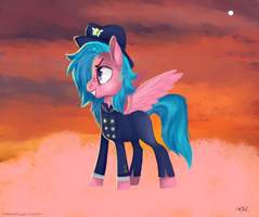 Commander Firefly by 8autumnwolf8