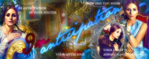 In Anticipation Of Your Suicide by Cherryrum