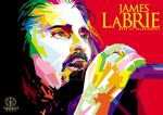 JAMES LaBRIE by prie610
