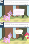 Ask Pony Discord #108 by Kendell2