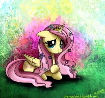 Princess of the Nature. by CherryVioletS