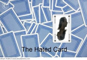 The Hated Card by Zel-Holt