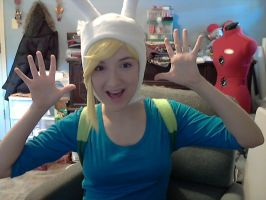 AT: Fionna the Human by babybubble2346
