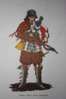 Unifide Saxon Army Marksman by Shasiel