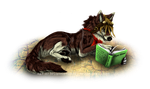 Hitting The Books by DeliriouStudios