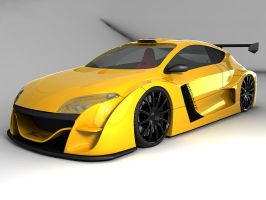 Renault Megane III Trophy by gbpackers