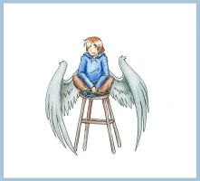 angel guy by Lizzy23