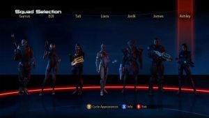 Mass Effect 3 - Squad Armor 1 by Revan654