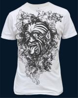 Maori T-shirt design by chadlonius