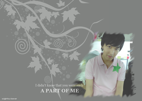 Part Of Me by suigintou-loever