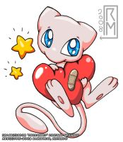 Heart Angel Mew by Derranged