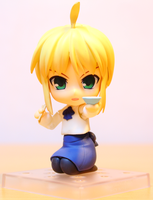 Saber Casual Ver. by janvill