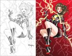 Mary Marvel by Franchesco