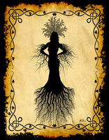 Dryad by The-Pagan-Gallery