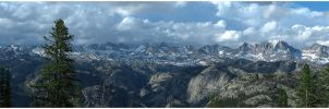 Photographer's Point Pano by wyorev