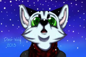 Snow by Dara-Wulf