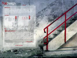 Red Portfolio by PasiDesign