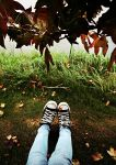 Enjoying Autumn by ByLaauraa