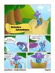 Trixie's Adventure comic Page01 by SEWLDE