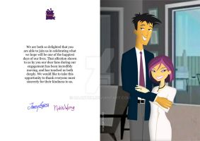 Jonesy+Nikki Wedding Note 2 BE by daanton