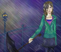 In the Rain by ajbluesox