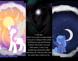 MLP Land of Eterania Prologue pg 1 by MLP-Eterania-Comics
