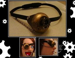 Steampunk Bionic Eye -EDIT- by tenshiketsueki1000