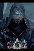 Revelations - Ezio iPhone BG by gameover89